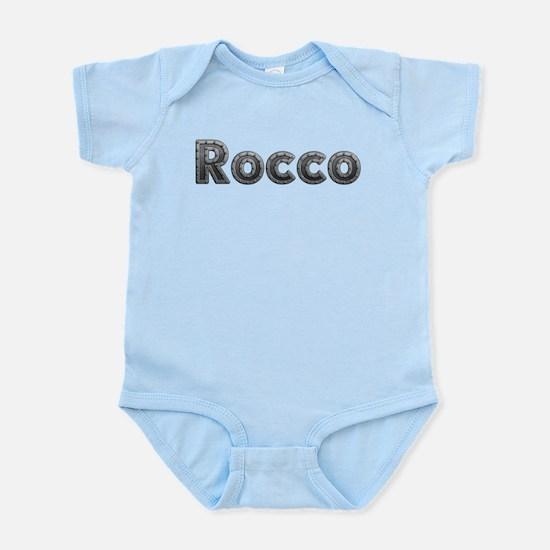 Rocco Metal Body Suit