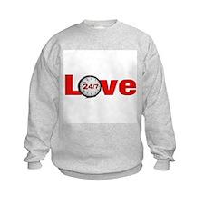 Love 24/7 Sweatshirt