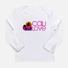 Cali Love #1 Long Sleeve Infant T-Shirt