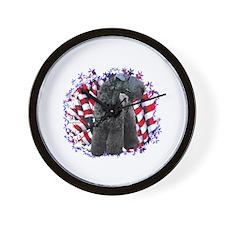 Kerry Patriot Wall Clock