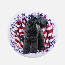 Kerry Patriot Ornament (Round)