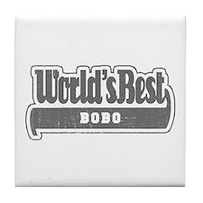 WB Grandpa [Uzbek] Tile Coaster