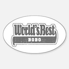 WB Grandpa [Uzbek] Oval Decal