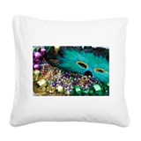Carnival Square Canvas Pillows