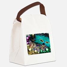 Carnival Spirit of Mardi Gras Canvas Lunch Bag
