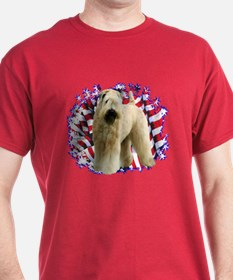 Wheaten Patriot T-Shirt