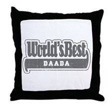 WB Grandpa [Urdu] Throw Pillow