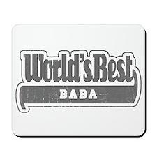 WB Grandpa [Turkmen] Mousepad