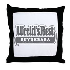 WB Grandpa [Turkish] Throw Pillow