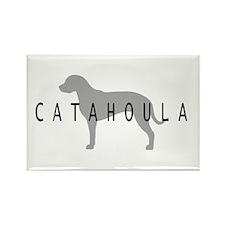 Catahoula Rectangle Magnet