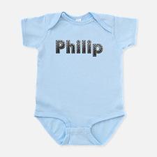 Philip Metal Body Suit