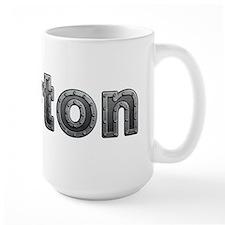 Peyton Metal Mugs