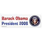 Barack Obama Presidential Seal 2008