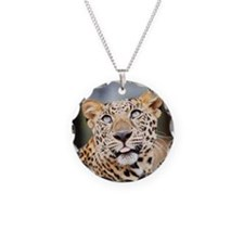 Armani Leopard Necklace