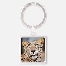 Armani Leopard Keychains