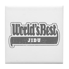 WB Grandpa [Syrian] Tile Coaster