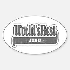 WB Grandpa [Syrian] Oval Decal