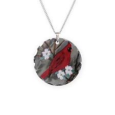 MALE CARDINAL Necklace
