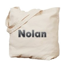 Nolan Metal Tote Bag