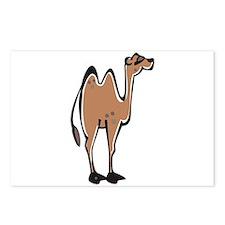 Proud Cartoon Camel Postcards (Package of 8)