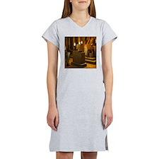Queen Nefertiti's Bust Women's Nightshirt