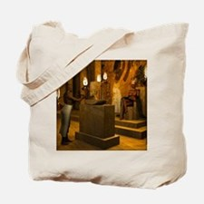 Queen Nefertiti's Bust Tote Bag