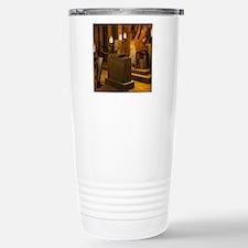 Queen Nefertiti's Bust Travel Mug