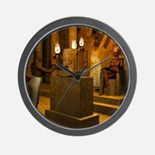 Queen Nefertiti's Bust Wall Clock