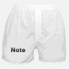 Nate Metal Boxer Shorts