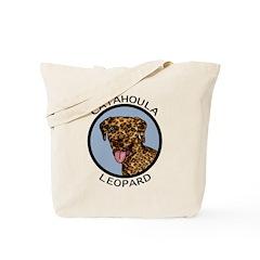 Catahoula Leopard Tote Bag