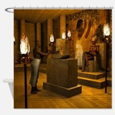 Queen Nefertiti's Bust Shower Curtain