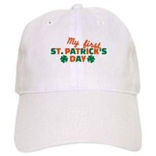 My first St. Patrick's day Baseball Cap