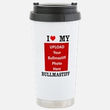 Bullmastiff-Love My Bullmastiff-Personalized Trave