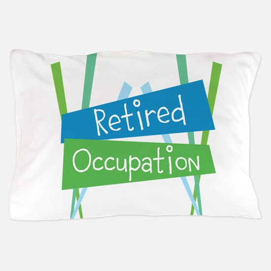 CUSTOMIZE Retired Pillow Case