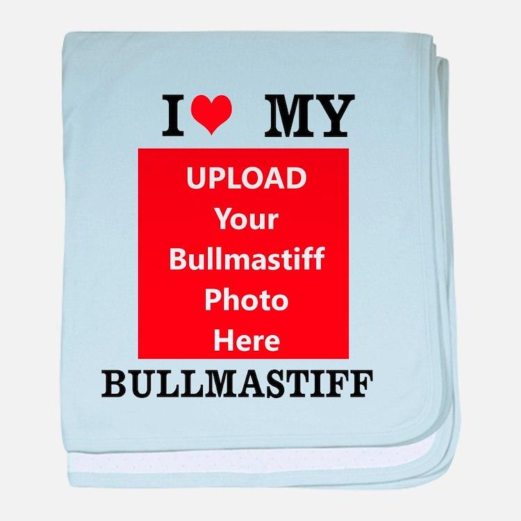 Bullmastiff-Love My Bullmastiff-Personalized baby