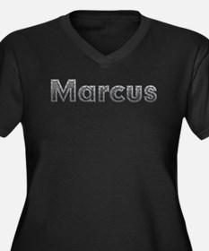 Marcus Metal Plus Size T-Shirt