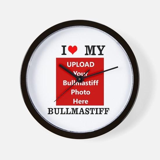 Bullmastiff-Love My Bullmastiff-Personalized Wall