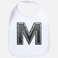 M Metal Bib