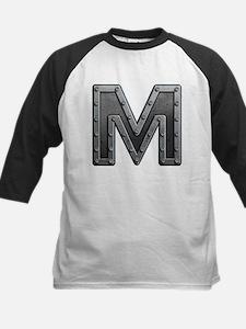 M Metal Baseball Jersey