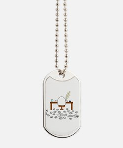 Writer Dog Tags