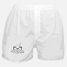 Writer Boxer Shorts