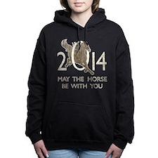Horse With You Hooded Sweatshirt