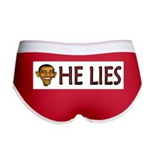 OBAMA THE CLOWN Women's Boy Brief Women's Boy Brie