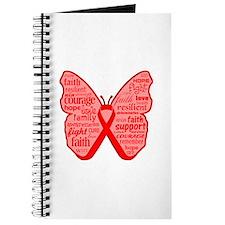 AIDS Awareness Butterfly Journal