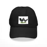 Mottle OE Pair Black Cap
