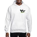 Mottle OE Pair Hooded Sweatshirt