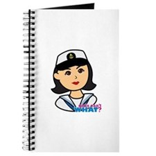 Medium Navy Head - Dress Whites Journal