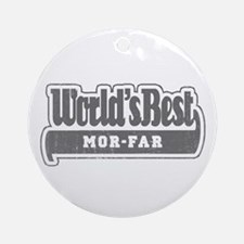WB Grandpa [Swedish] Ornament (Round)