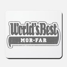 WB Grandpa [Swedish] Mousepad