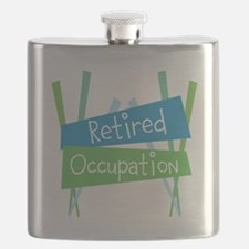 CUSTOMIZE Retired Flask
